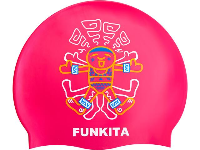 Funkita Gorro de Silicona, cookie cutter